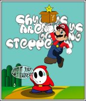 Shy Guys: Revisited by Kyd-Lotus