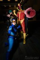young justice group. by metal-otaku