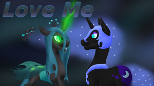 Song Art - Love Me by Kat Vwj by Flutterknight