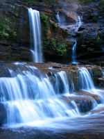 Wentworth Falls II by evilbunny