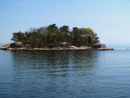 Thimble Islands Stony Creek Ct XVI by davincipoppalag