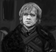 Tyrion Lannister (sketch) by Suc-of