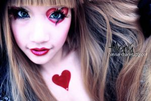 Queen of Hearts [3] by Haych