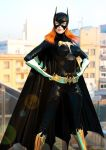 Batgirl Hero  by KRThompsonART
