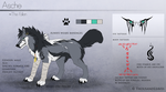 Asche - reference sheet by ThousandLeaves