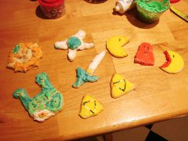 Christmas Cookies 2008 by bornahorse