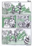 The Bumblebee Pag.2 by SofiaLK1987