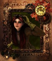 Beautiful Steampunk by Dark-Fireflies