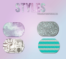 Pack de Styles by YouAreMyNightingale