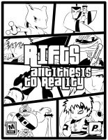 Rifts - Antithesis To Reality by Exiled-Artist