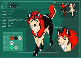 .:Reference sheet-Lay:. by Mayasacha