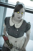 Bioshock - Little Sister by Samii-Doll