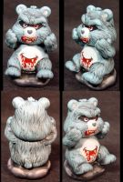 "Killer Care Bear ""Vampire"" by Undead-Art"