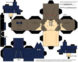Cubee Javert EDIT by DarthxErik