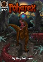 Poharex Issue 12 Cover by Poharex