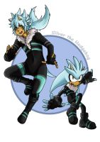 Silver: Rivals 2 by Sora-na