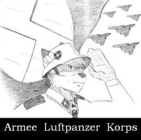 The Armee Luftpanzer Korp by CapnChryssalid