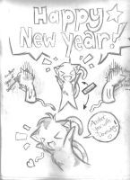 A Happy New Year From The Warrior Cats by Applemist