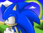 Sonic thing by Hathor-the-Queen