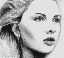 Scarlet Johansson by blacklady-vip
