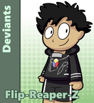 DEVIANTS 2 - Flip-Reaper-Z by FluffyMystic