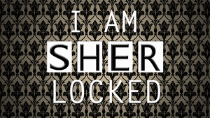 Sher Locked Free Wallpaper by EcstaticDismay