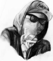 Hollywood Undead - Charlie Scene by deathlouis
