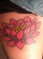 Lotus Blossom (INK) by lotus1396