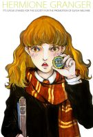 HP - Hermione Granger by BotanicaXu