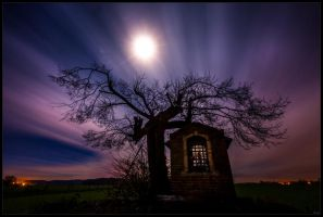 Dancing with moon by zardo