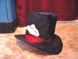 The hatter's hat 1 by goicesong1