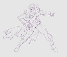 Commission WIP 20130627 by bokuman