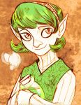 Saria by MistyTang