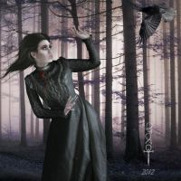 The Messenger by vampirekingdom