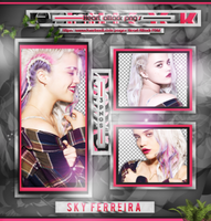 +Photopack png de Sky Ferreira. by MarEditions1