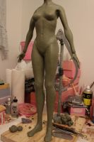 Body sculpt WIP by BishonenHouse