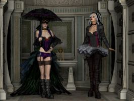 Gothic Whimsy by Asymptotic-Aardvark
