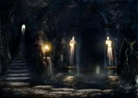 The final lair by FantasyMaker