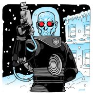 Mr. Freeze Commission by JoelRCarroll