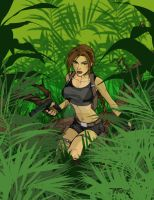 Tomb Raider by Plugin848y
