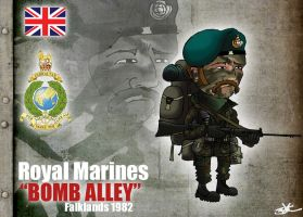 Royal Marines by Blackbombs