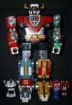 Voltron And Autobots by CyberDrone2-0