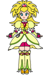 Peach - Cure Bright by KatLime