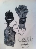 Greed by The-swift-alchemist