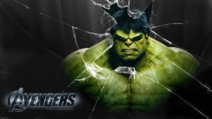 Avengers Hulk Wallpaper 1080p by SKstalker