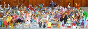 My Disney Figurine Collection by jay3jay