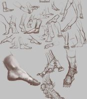The Feet 2 by Chacobo
