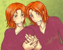 Brothers by chai--tyto