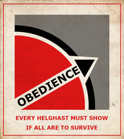 Obedience For Helghast by ropa-to