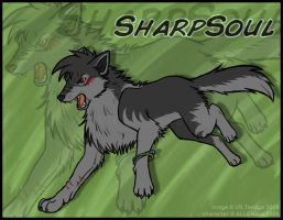 SharpSoul_Art_Trade by Tenaga
